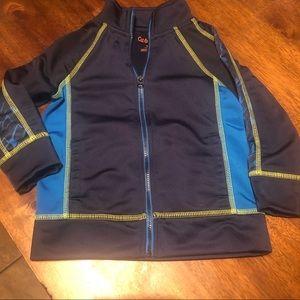 2T Boys Cat & Jack Active Wear Zip Up Jacket